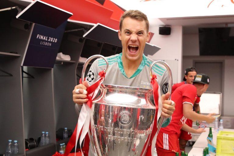 Fans Munchen Patut Berterima Kasih Pada Manuel Neuer
