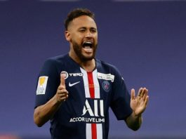 Neymar Berambisi Raih Trofi Liga Champions Musim 20192020
