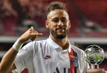 Neymar Man of the Match saat PSG lawan Atalanta