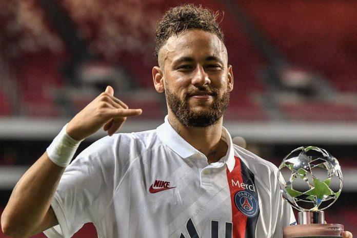 Neymar Man of the Match saat PSG lawan Atalanta