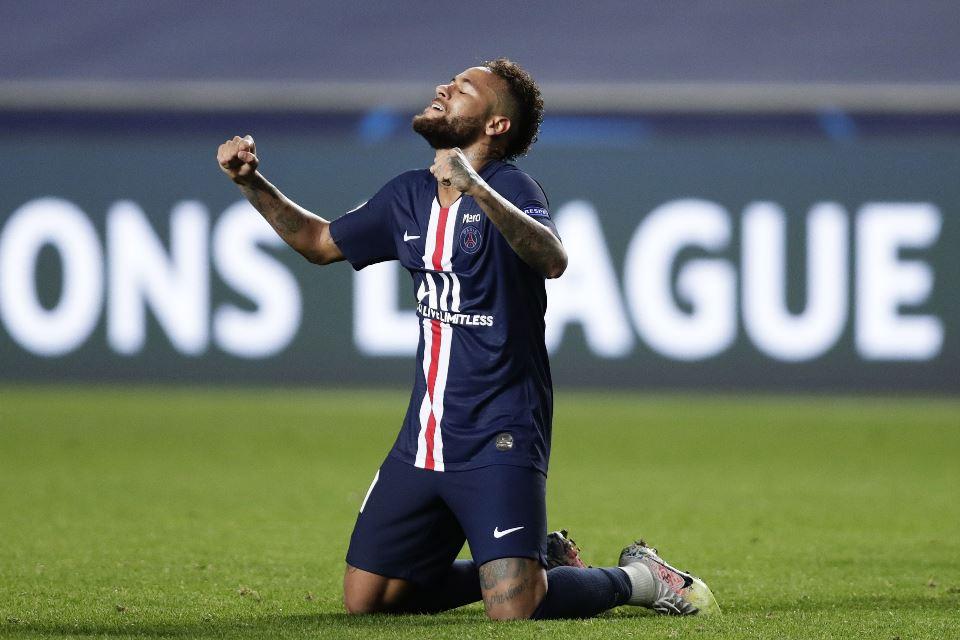 Neymar yang Kian Dewasa dan Jadi Sosok Pemimpin di PSG