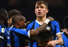 Nicolo Barella Inter Milan