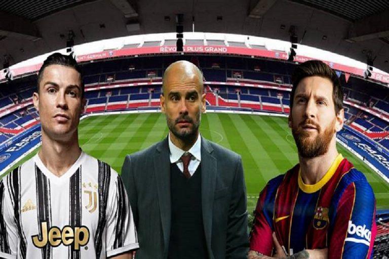 Fabrice: PSG Akan Sangat Fantastis Bila Ada Ronaldo, Messi dan Guardiola