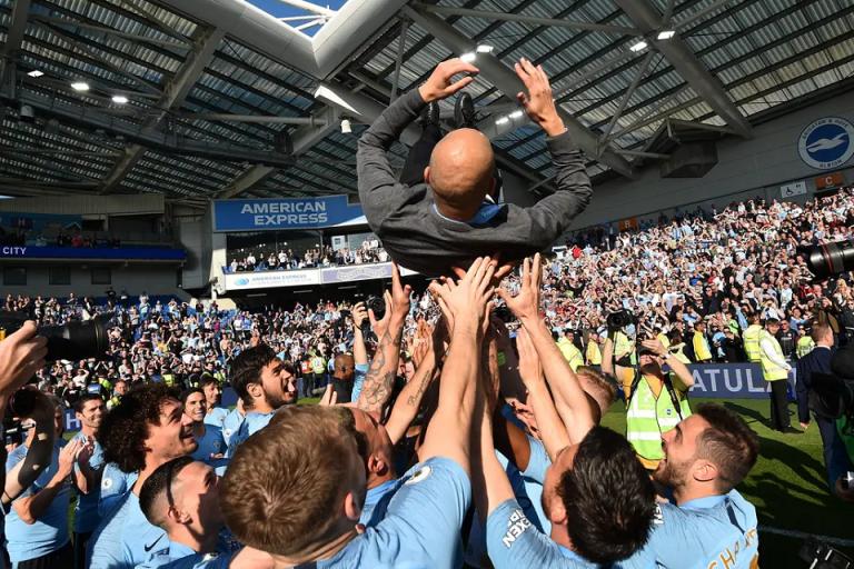 Man City Layak Jadi Juara Liga Champions, Ini Alasannya