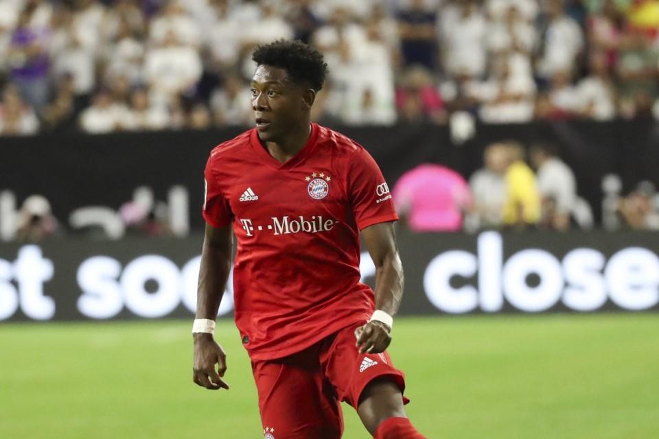 Juventus Ikut Terjun Dalam Perburuan David Alaba