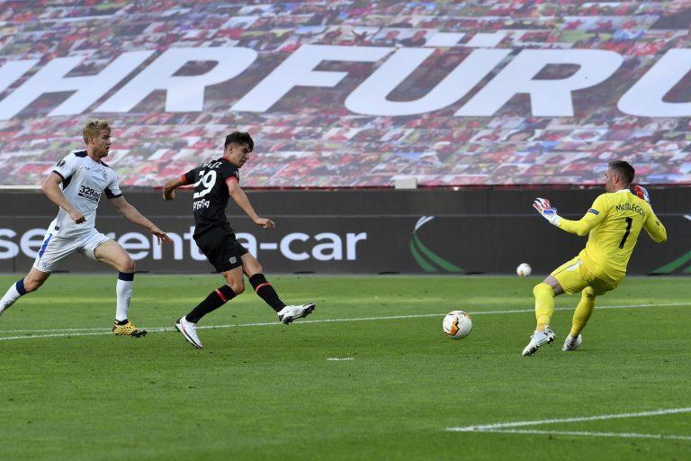 Kalahkan Rangers, Leverkusen Tantang Inter Milan di 8 Besar Liga Europa