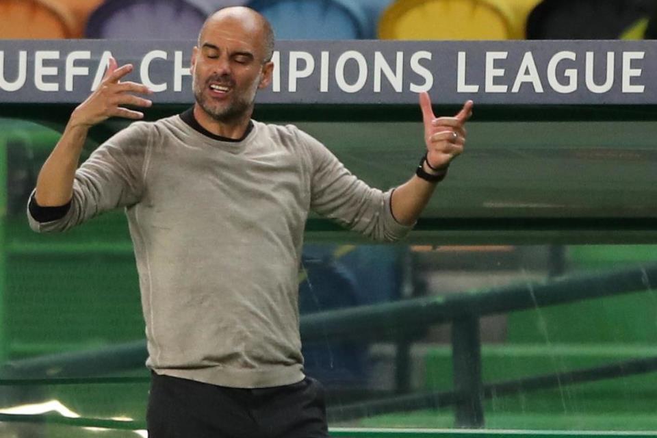 City Mandek di Liga Champions, Legenda Pertanyakan Kualitas Guardiola