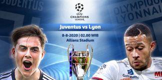 Prediksi Juventus Vs Lyon Inkonsisten Bianconeri Bisa Jadi Celah
