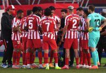 Presiden Atletico Madrid Pasang Target Tinggi di Pentas UCL Musim Ini