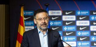 Resmi: Josep Maria Bartomeu Mundur dari Kursi Presiden Barcelona
