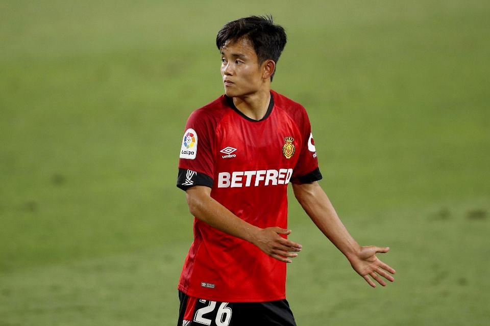 Resmi Tinggalkan Mallorca, Takefusa Kubo Kini Dipinjamkan ke Villarreal