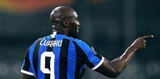 Romelu Lukaku, pemain andalan Inter Milan