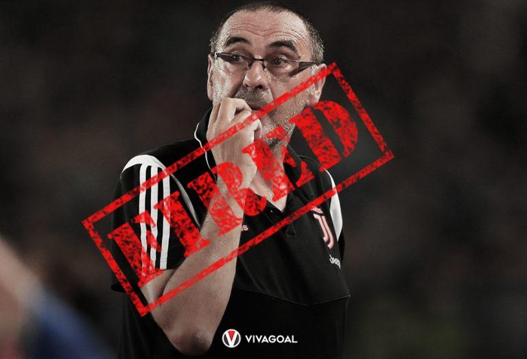 Breaking! Maurizio Sarri Resmi Dipecat!