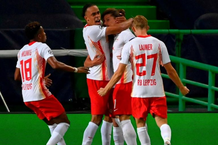 Sepakbola Menyerang Leipzig Jadi Kunci Kemenangan Atas Atletico
