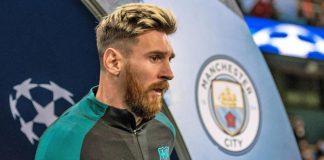 Serius Inginkan Messi, Man City Tawarkan Kontrak Dua Tahun