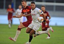 Sevilla dan AS Roma