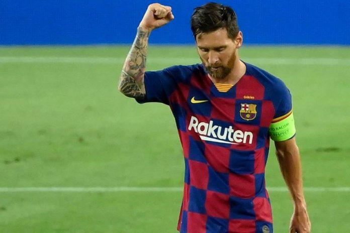 Siapapun Pelatihnya, Messi Tetap Motor Serangan Barcelona