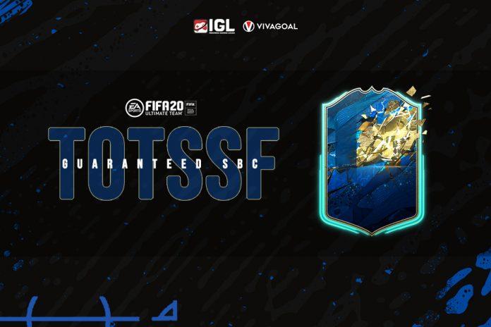 Tips untuk Mendapatkan TOTSSF Card di FIFA 20!