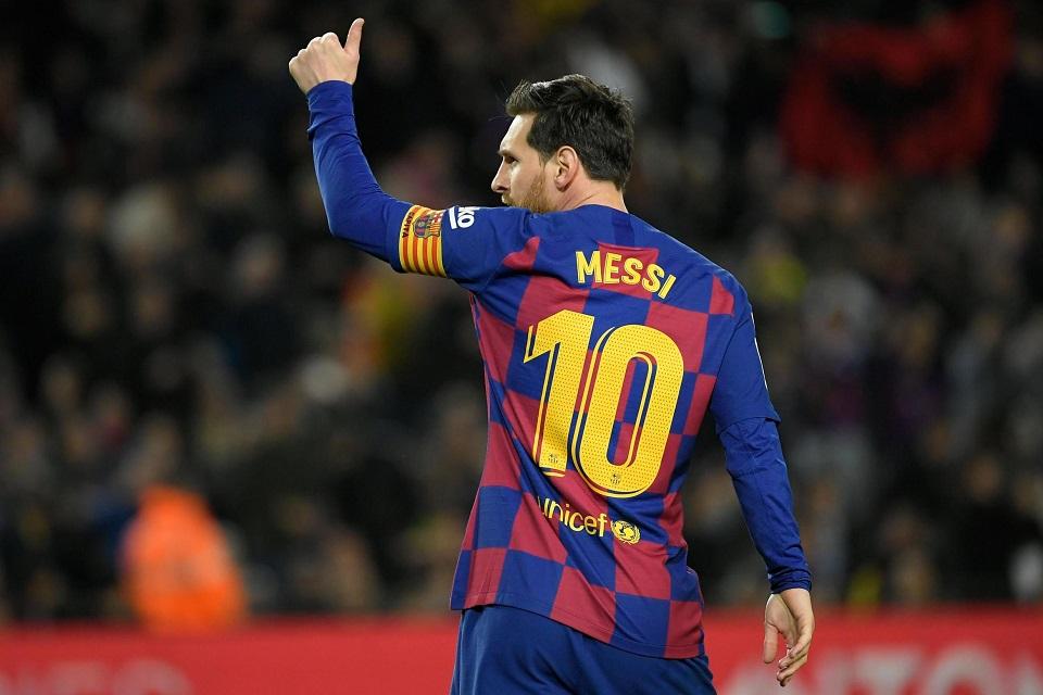 Tak Hadiri Sesi Latihan, Messi Bakal Absen Kala Jamu Munchen?