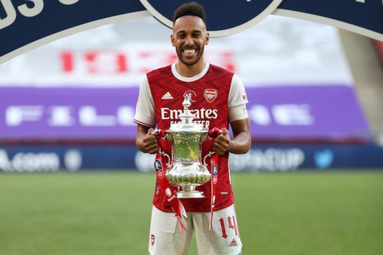 Temui Titik Terang, Aubameyang Segera Teken Kontrak Baru di Arsenal