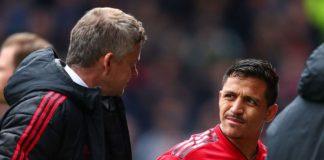 Tinggalkan United, Solskjaer Doakan Sanchez Sukses di Inter Milan