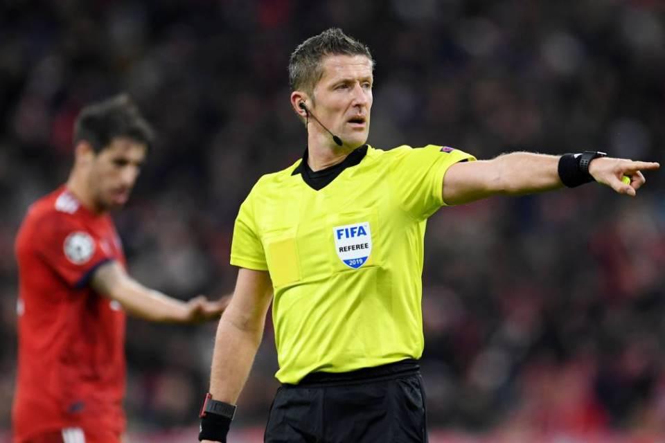 Track Record Daniele Orsato, Wasit Yang Pimpin Final PSG vs Bayern