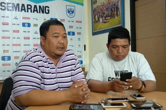 Wahyu Liluk Winarto, GM PSIS Semarang