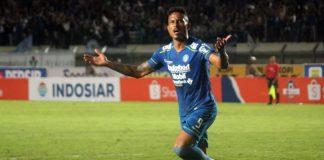 Wander Luiz Belum Puas Dengan Performanya Di Sesi Latihan Persib