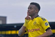 Youssoufa Moukoko Dortmund