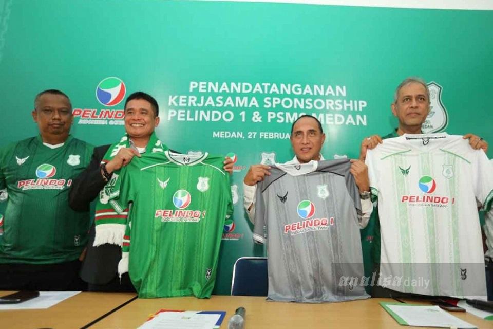 Edy Rahmayadi Harapkan PSMS Medan Raih Gelar Juara Liga 2 Musim Ini
