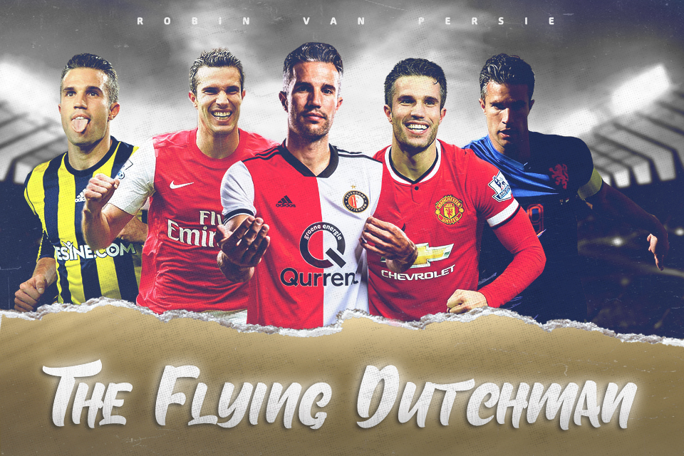 "Obrolan Vigo: Robin Van Persie ""The Flying Dutchman"""