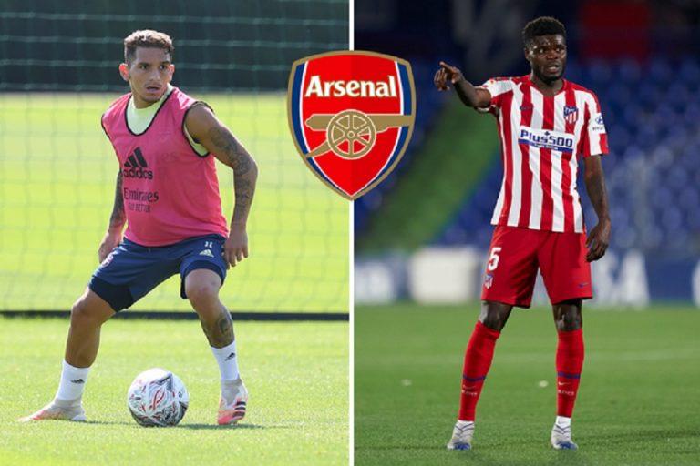 Atletico Madrid Ajak Arsenal Tukar Thomas Partey Dengan Lucas Torreira