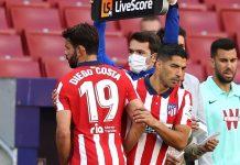 Diego Costa: Terima Kasih Barcelona Telah Membuang Suarez