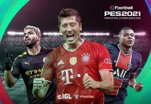 10 Striker Mematikan di eFootball PES 21