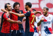 11 Pemain dan 3 Staf Genoa Positif Virus Corona