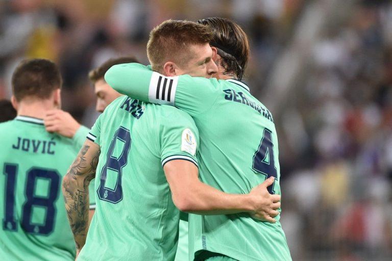 Masa Depan Ramos Masih Abu-Abu Di Madrid, Kroos: Dia Kapten Terbaik