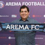 Pelatih Baru Arema Carlos Olivier