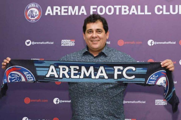 Pelatih Arema FC Ambil Hikmah dari Libur Mendadak