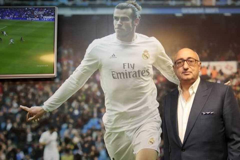 Agen: Telah Berkontribusi Besar, Madrid Harusnya Cium Lantai Yang Bale Injak