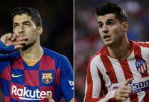 Morata Gabung Juventus, Suarez Hijrah Menuju Atletico Madrid