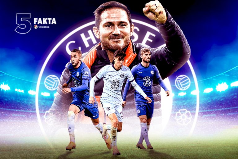 5 Transfer Penting Chelsea Bersama Frank Lampard