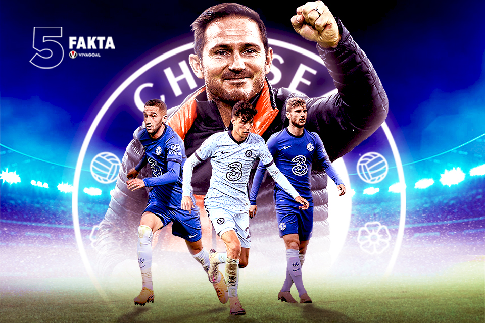 5 Fakta Transfer Chelsea