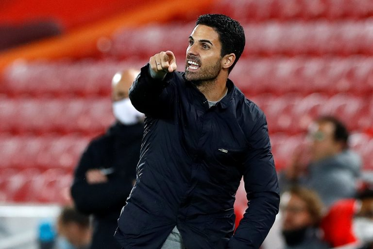 Bukan Beralibi, Arteta Malah Puji Liverpool Usai Takluk di Anfield