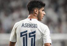 Bale Hengkang, Marco Asensio Jadi Pewaris Nomor Punggung 11