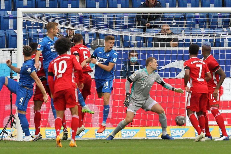 Bantai Bayern 1-4, Hoffenheim Nodai Karier Kepelatihan Hansi Flick