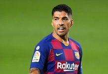 Barcelona Jadikan Luis Suarez Kambing Hitam Atas Kegagalan Musim Lalu
