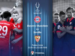 Bayern Munchen vs Sevilla Dominasi Klub Spanyol Di Piala Super Eropa