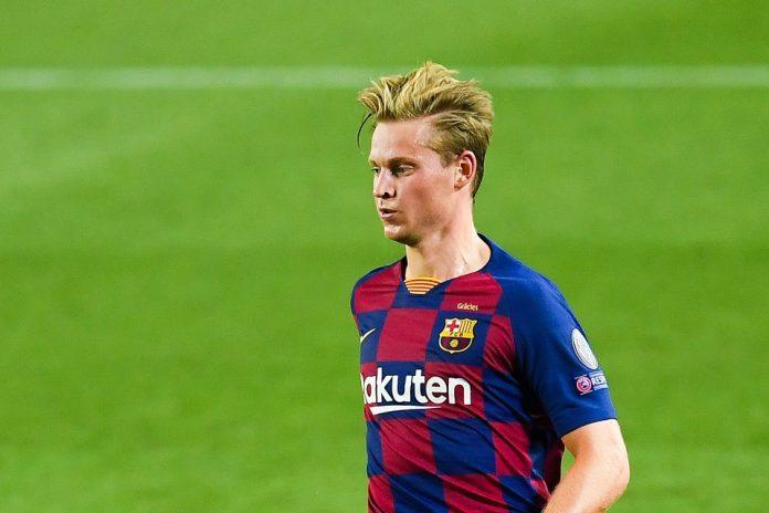 De Jong Pastikan Messi Masih Gabung Di Grup WA Pemain Barcelona