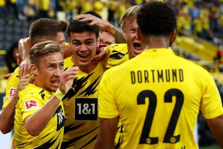Dwigol Haaland Bantu Dortmund Menang 3-0 Atas Gladbach