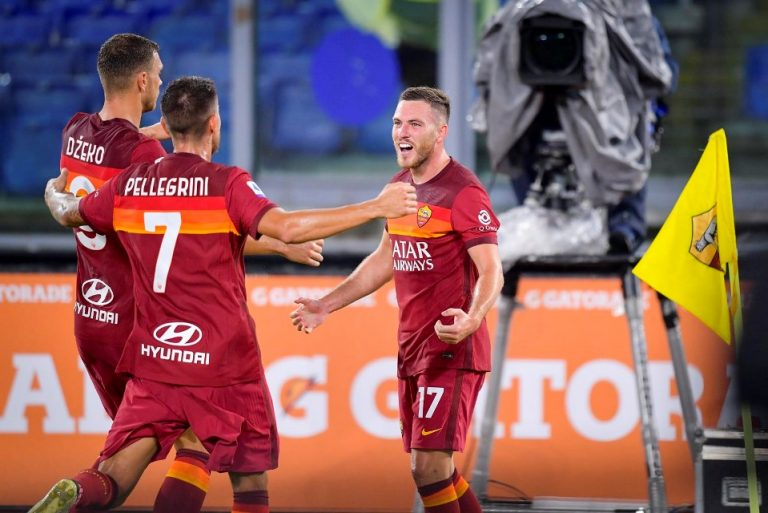 Imbang Lawan 10 Pemain Juve, Pelatih AS Roma Kesal